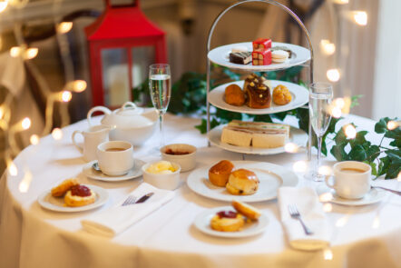 The Royal Festive Afternoon Tea
